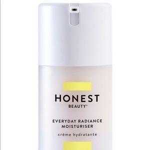 🌟2/$45 NWT Honest Beauty Radiance Moisturizer